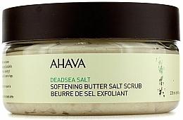 Perfumería y cosmética Exfoliante corporal a base de sal del Mar Muerto - Ahava Softening Butter Salt Scrub