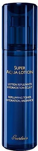 Loción facial con sal marina, aceite de ricino y extracto de malva sin parabenos - Guerlain Super Aqua-Lotion — imagen N1
