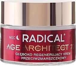 Crema facial regeneradora con aceite de coco y extracto de romero - Farmona Radical Age Architect Cream 70+ — imagen N2