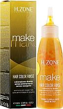 Perfumería y cosmética Crema colorante sin amoníaco - H.Zone Make Up Hair Color Rinse