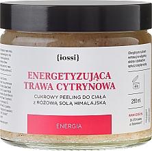 Perfumería y cosmética Exfoliante corporal de azúcar con hierba de limón - Iossi Body Scrub