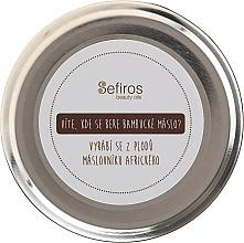 Perfumería y cosmética Manteca de karité - Sefiros Shea Butter
