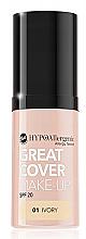 Perfumería y cosmética Base de maquillaje hipoalergénica - Bell Hypoallergenic Great Cover Make-up Spf 20