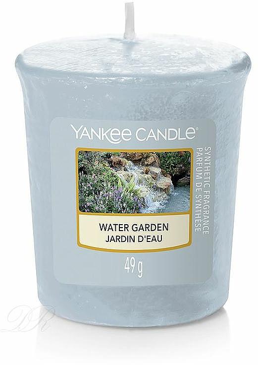 Vela aromática - Yankee Candle Votiv Water Garden