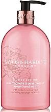 Perfumería y cosmética Jabón líquido para manos con magnolia rosa & flor de pera - Baylis & Harding Magnolia & Pear Blossom Hand Wash