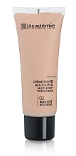 Perfumería y cosmética Base de maquillaje antiarrugas - Academie Creme teintee multi-effets