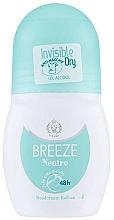 Perfumería y cosmética Desodorante roll-on sin alcohol - Breeze Neutro Deodorant Roll-On