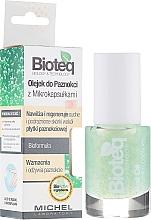Perfumería y cosmética Aceite hidratante de uñas con microcápsulas - Bioteq Nail Oil With Microcapsules