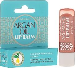 Perfumería y cosmética Bálsamo labial protector con aceite de argán - GlySkinCare Argan Oil Lip Balm