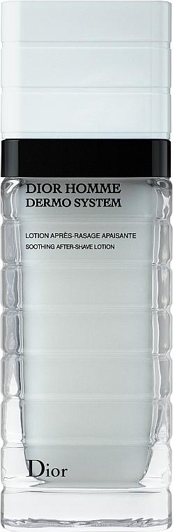 Loción aftershave calmante con vitamina E - Dior Homme Dermo System Repairing After-Shave Lotion 100ml — imagen N2