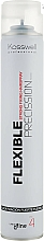 Perfumería y cosmética Laca para cabello de fijación fuerte y flexible - Kosswell Professional Dfine Flexible Precission
