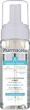 Perfumería y cosmética Espuma limpiadora para rostro y ojos con D-pantenol - Pharmaceris A Puri Sensilium Soothing Foam