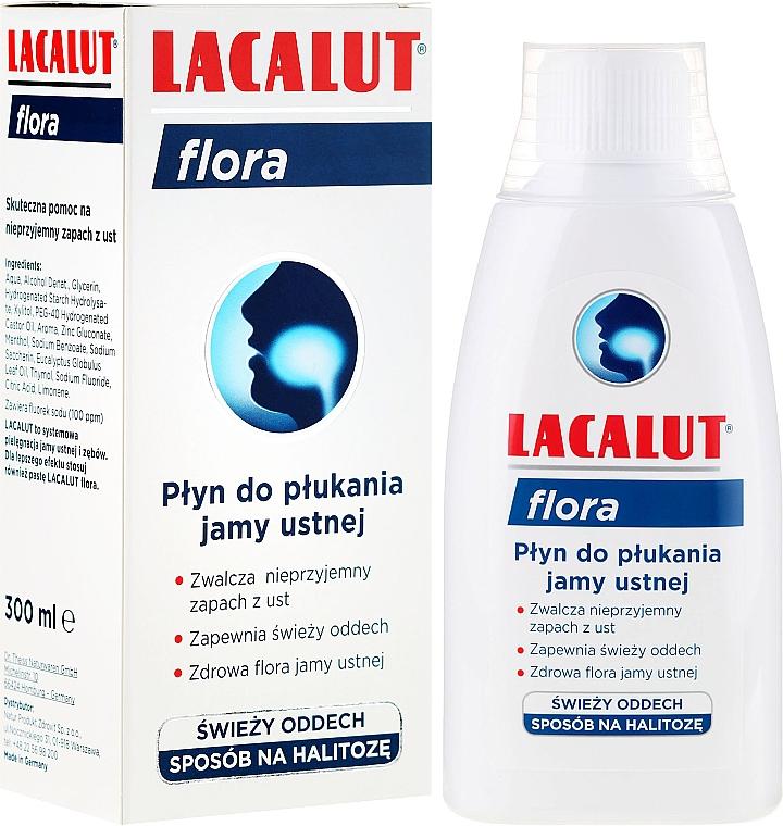 Enjuague bucal - Lacalut Flora