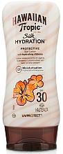 Perfumería y cosmética Loción corporal hidratante de protección solar con SPF 30+ - Hawaiian Tropic Silk Hydration Lotion SPF30