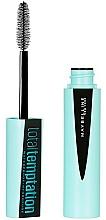 Perfumería y cosmética Máscara de pestañas resistente al agua para volumen - Maybelline Total Temptation Waterproof Mascara