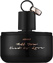 Perfumería y cosmética Armaf All You Need is Love - Eau de parfum