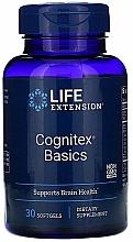 Perfumería y cosmética Complemento alimenticio en cápsulas blandas para el sistema cognitivo con extracto de arándano silvestre - Life Extension Cognitex Basics