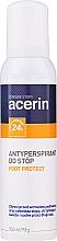 Perfumería y cosmética Spray desodorante para pies - Acerin Foot Protect Deo