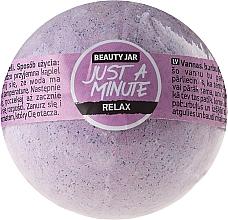 """Perfumería y cosmética Bomba de baño """"Un minuto"""" - Beauty Jar Just Minute"""