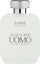 Perfumería y cosmética Elode Acqua Per Uomo - Eau de toilette