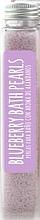 Perfumería y cosmética Perlas de baño con aroma de arándano - IDC Institute Bath Pearls Blueberry
