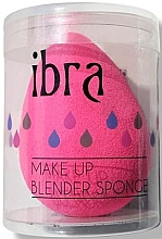 Perfumería y cosmética Esponja de maquillaje, rosa - Ibra Makeup Beauty Blender
