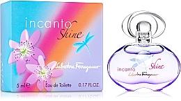 Perfumería y cosmética Salvatore Ferragamo Incanto Shine - Eau de toilette (mini)