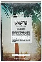Perfumería y cosmética Waterclouds Travelers Beauty Box Volume - Set voluminizador de cabello, formato viaje (bruma de cabello/70ml + acondicionador/70ml + champú/70ml)