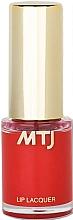 Perfumería y cosmética Laca para labios - MTJ Cosmetics Liquid Lip Lacquer Effect 6H