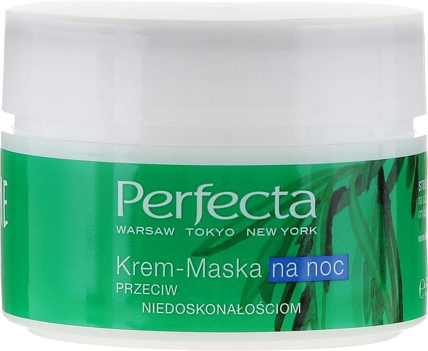 Crema-mascarilla facial con romero - Perfecta Your Time is Green — imagen N2