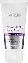 Perfumería y cosmética Mascarilla facial con polvo de diamantes y colágeno - Bielenda Professional Face Program Diamond Lifting Face Mask