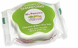 Perfumería y cosmética Champú sólido con arcilla verde natural, manteca de karité y aceite de ricino - Ma Provence Shampoo