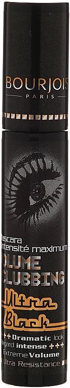Máscara de pestañas - Bourjois Volume Clubbing Ultra Black — imagen N1