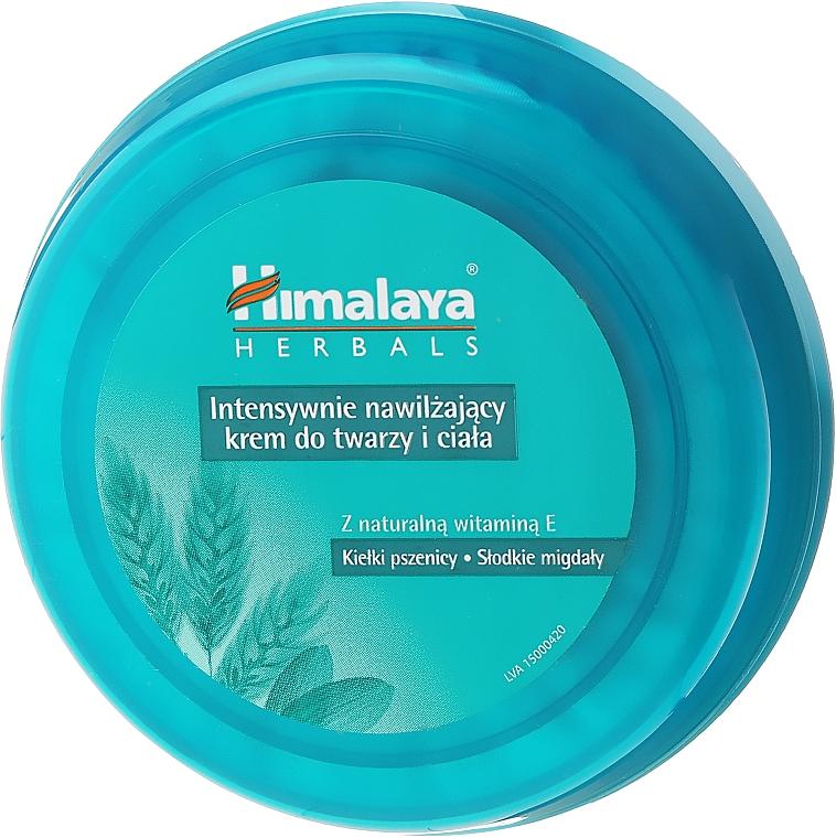 Crema para rostro y cuerpo intensiva con vitamina E - Himalaya Herbals Intensive Moisturizing Cream