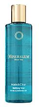 Perfumería y cosmética Tónico facial matificante con minerales del Mar Muerto - Minerallium Matifying Toner