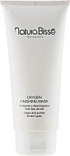 Perfumería y cosmética Mascarilla facial con glicerina para pieles desvitalizadas, congestivas e hiperpigmentadas - Natura Bisse Oxygen Finishing Mask