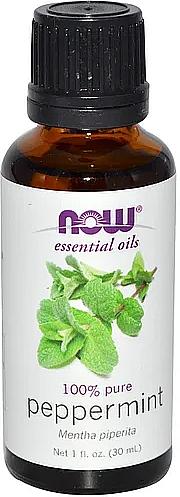 Aceite esencial de menta 100% - Now Foods Essential Oils 100% Pure Peppermint