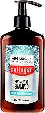 Perfumería y cosmética Champú con aceite de argán & colágeno - Arganicare Collagen Revitalizing Shampoo