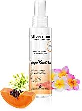 Perfumería y cosmética Bruma corporal perfumada con aroma a papaya - Allverne Nature's Essences Body Mist