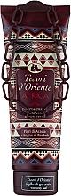 Perfumería y cosmética Tesori d`Oriente Africa - Crema de ducha con manteca de karité