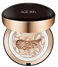 Perfumería y cosmética Base de maquillaje compacta con ácido hialurónico (recambiable) SPF50 - AGE 20's Signature Pact Intense Cover SPF50+/PA+++