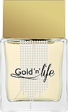 Perfumería y cosmética Vittorio Bellucci Gold'n'Life - Eau de parfum