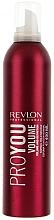 Perfumería y cosmética Espuma moldeadora, fijación normal - Revlon Professional Pro You Volume Styling Mousse