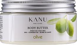 Perfumería y cosmética Manteca corporal con karité orgánico y aceite de aguacate - Kanu Nature Olive Body Butter