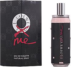Perfumería y cosmética Loewe I Loewe Me - Eau de toilette
