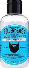 Perfumería y cosmética Acondicionador orgánico artesanal para barba con aceite de lavanda - Golden Beards Beard Wash Conditioner