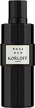 Perfumería y cosmética Korloff Paris Rose Oud - Eau de Parfum