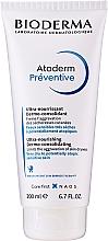 Perfumería y cosmética Crema hipoalergénica con aceite de girasol, sin parabenos - Bioderma Atoderm Preventive Nourishing Cream Dermo-Consolidating