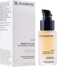 Perfumería y cosmética Sérum facial iluminador antipolución con extracto de albaricoque - Academie 8h Radiance Serum