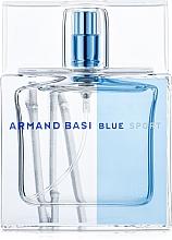 Perfumería y cosmética Armand Basi Blue Sport - Eau de toilette